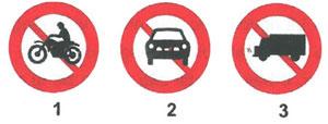 đề thi bằng lái xe A1 câu 11