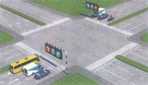 đề thi bằng lái xe A1 câu 13